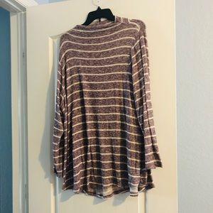 Sonoma turtleneck tunic sweater